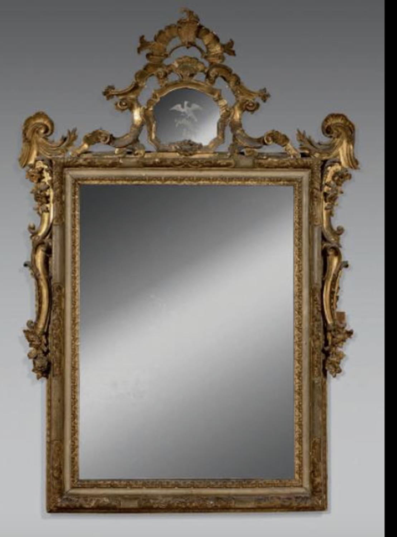 18th century Italian mirror