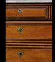 A LOUIS XVI PERIOD SATINWOOD  COMMODE - picture 2