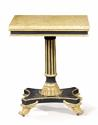 AN ENGLISH REGENCY PERIOD OCCASIONAL TABLE - picture 1