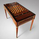 LOUIS XVI PERIOD TRIC/TRAC TABLE - picture 2