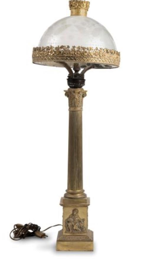 CARCEL LAMP