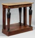 A PAIR OF IST EMPIRE PERIOD CONSOLES - picture 2