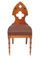 A SET OF 12 CHAIRS NEO GOTHIC C 1820 - picture 2