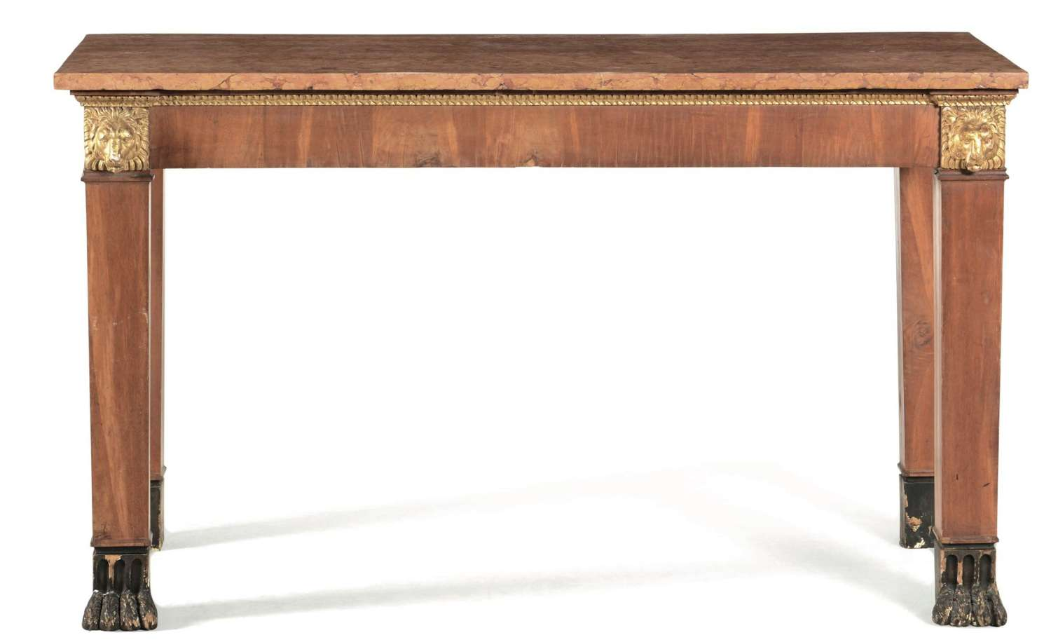 AN 18TH CENTURY NEO-CLASSICAL CONSOLE