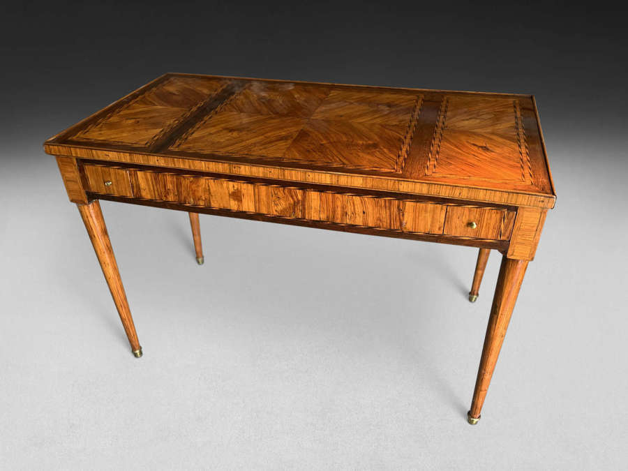 A LOUIS XV PERIOD TRIC/TRAC TABLE